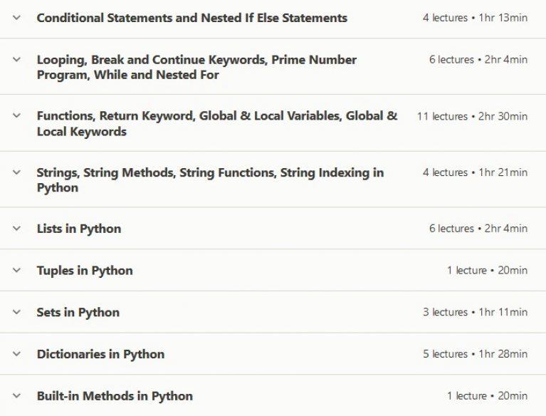 Python Programming for Beginners