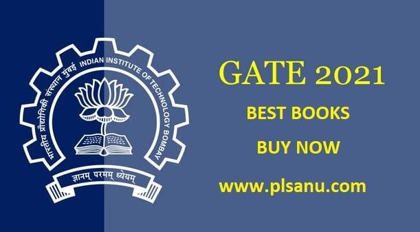 GATE 2021 BOOKS