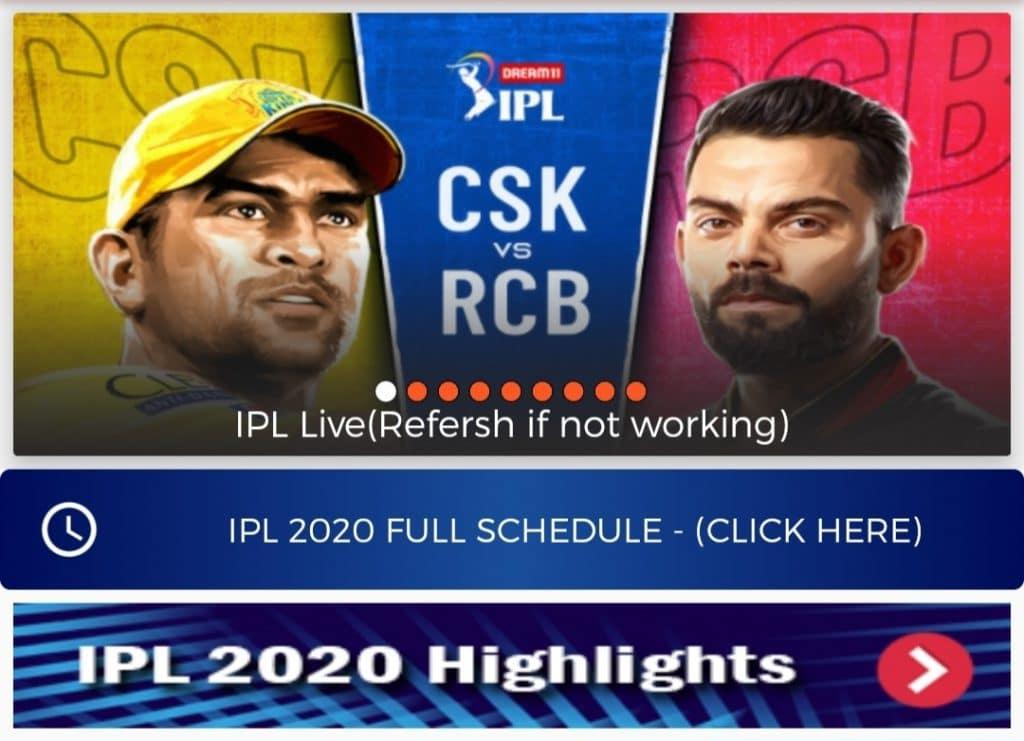 Live Cricket IPL Streaming Apk 2020 Download